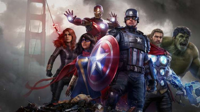 Vendite hardware e software in Giappone (6/9/2020), Marvel's Avengers
