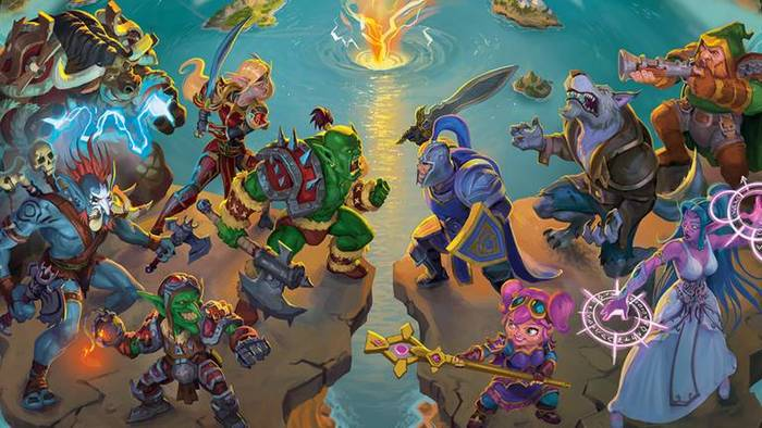 Small World of Warcraft disponibile da oggi