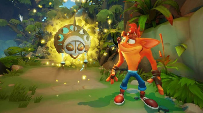 Trailer di lancio di Crash Bandicoot 4: It's About Time
