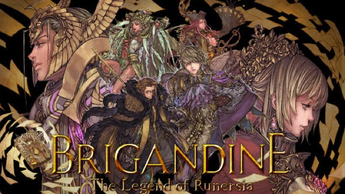 Brigandine The Legend of Runersia rivelata data Playstation 4