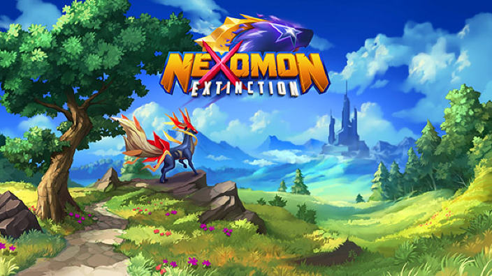 Nexomon Extinction arriva su Xbox One
