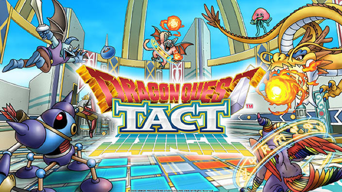 Dragon Quest Tact in arrivo in occidente