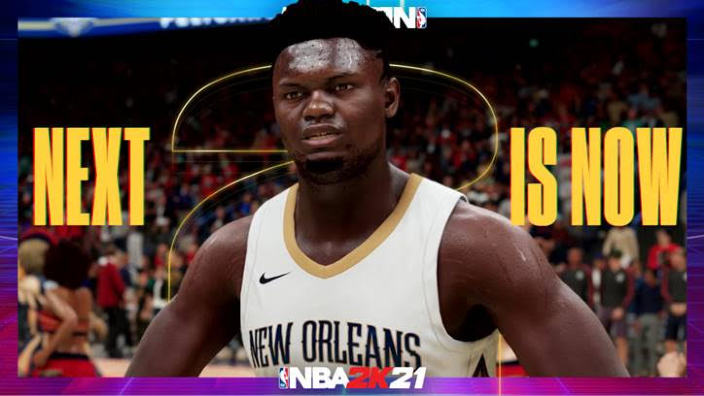 NBA 2K21 next is now stagione 2