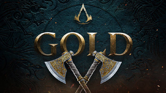Assassin's Creed Valhalla entra in fase Gold