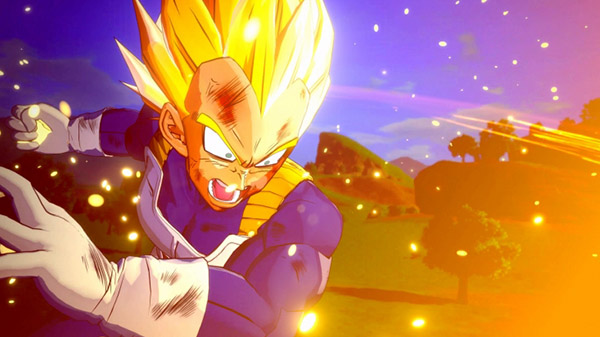 Dragon Ball Z Kakaroth introduce le Mob Battle nel nuovo DLC
