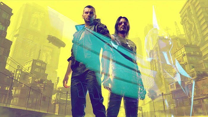 Niente Game Awards 2020 per Cyberpunk 2077