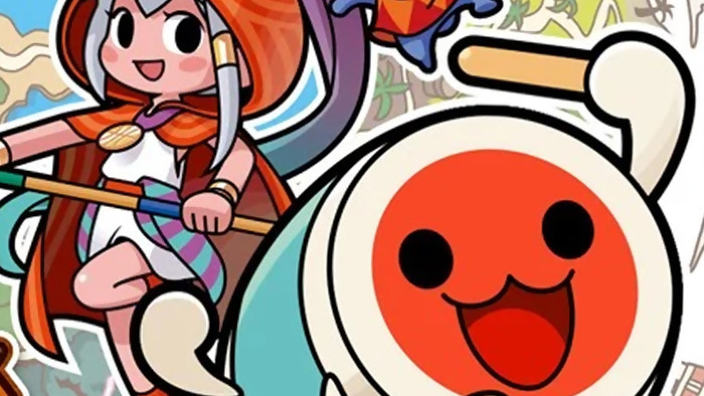 Taiko no Tatsujin: Rhythmic Adventure Pack presto su Switch