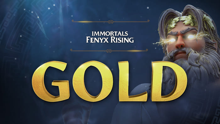 Immortals Fenix Rising entra in fase Gold