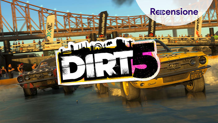 <strong>DiRT 5</strong> - Recensione