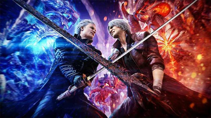 Disponibile da oggi Devil May Cry 5 Special Edition