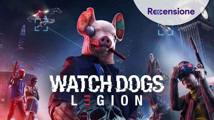 <strong>Watch Dogs Legion</strong> - Recensione