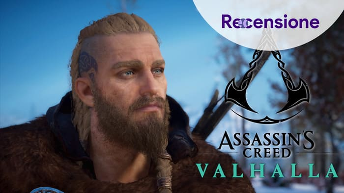 <strong>Assassin's Creed Valhalla</strong> - Recensione