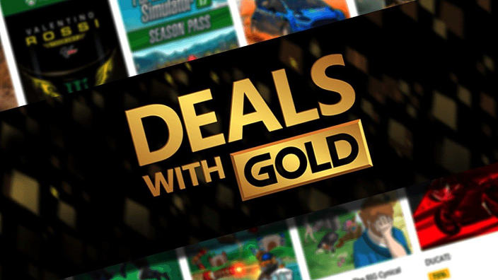 Microsoft - ecco i Deals With Gold Xbox + Black Friday e Cyber Monday Sales