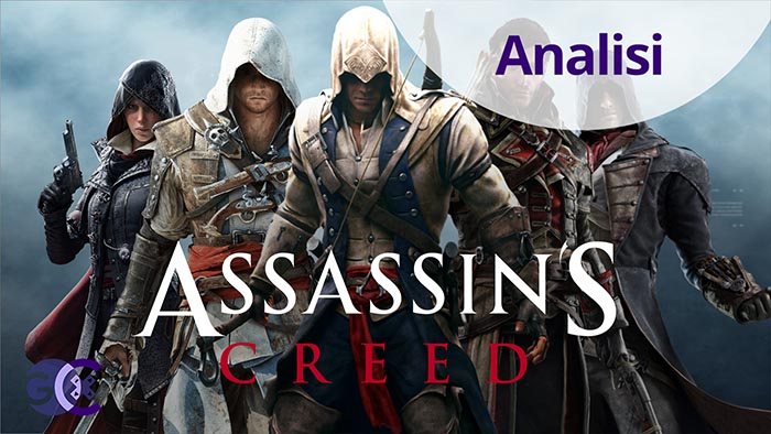 <strong>Assassin's Creed</strong>: analisi della saga - Ciclo americano, Unity e Syndicate
