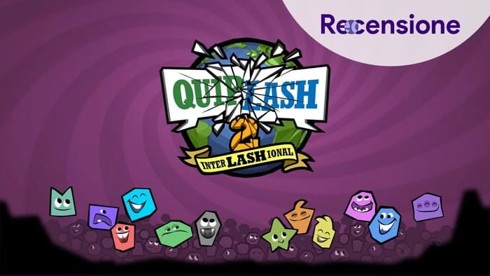 <strong>Quiplash 2 InterLASHional</strong> - Recensione