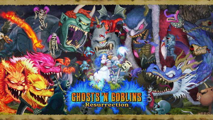 Annunciato Ghosts 'n Goblins Resurrection