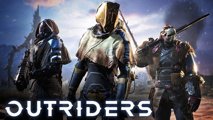 Outriders presenta un nuovo trailer ai Game Award