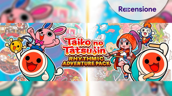 <strong>Taiko no Tatsujin: Rhythmic Adventure Pack</strong> - Recensione