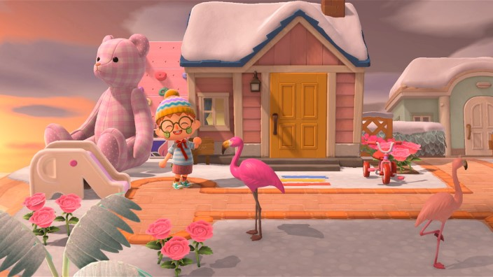 Animal Crossing: New Horizons ha un'isola italiana