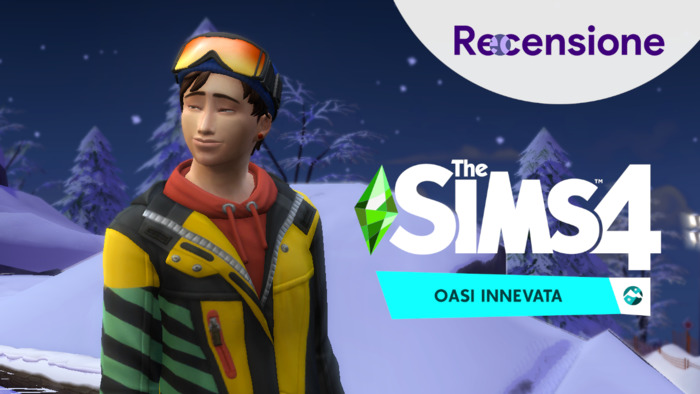 <strong>The Sims 4 Oasi Innevata</strong> - Recensione