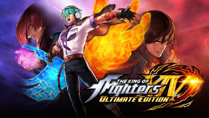 King of Fighters XIV Ultimate Edition disponibile