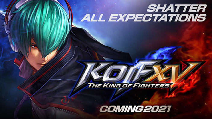 King of Fighters XV in arrivo mostrato il primo trailer