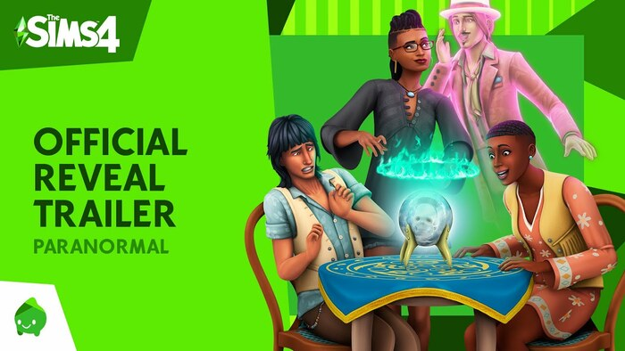The Sims 4 presenta il Paranormal Pack