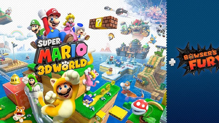 Altre novità per Super Mario 3D World + Bowser's Fury