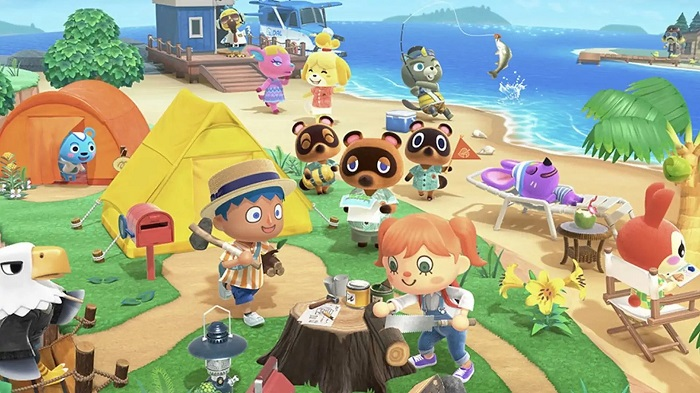 Animal Crossing New Horizons accoglie il carnevale