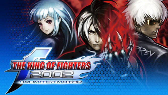 The King of Fighters 2002 Unlimited Match disponibile per PS4