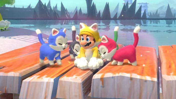 Esce oggi Super Mario 3D World + Bowser's Fury
