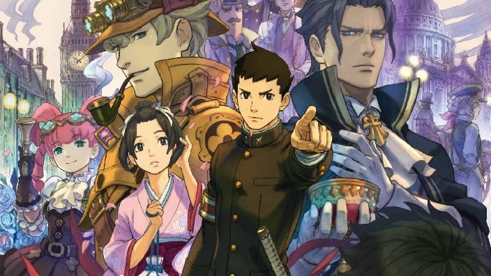 The Great Ace Attorney Chronicles sta per essere svelato!