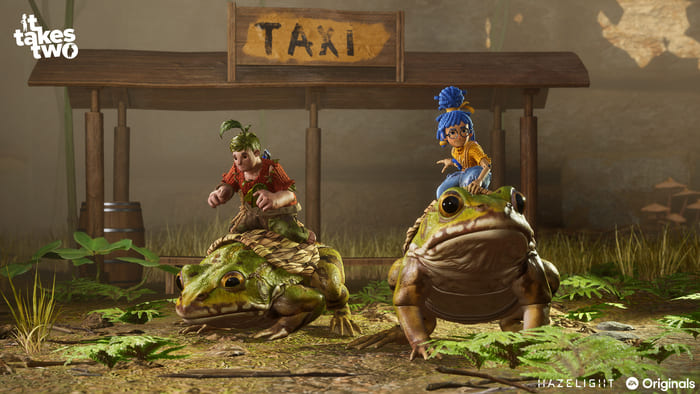 It Takes Two si mostra in azione con il gameplay trailer