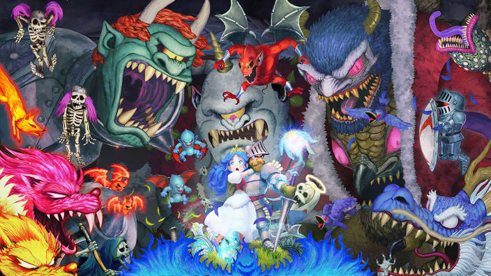 Trailer di lancio per Ghosts 'n Goblins Resurrection
