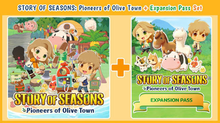 Nuovo trailer per il gameplay di Story of Seasons