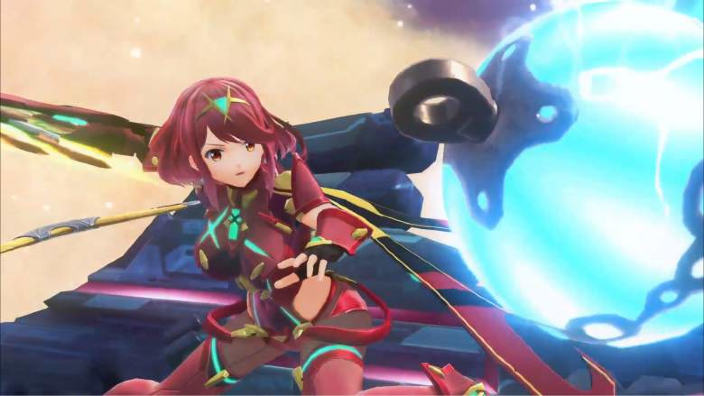 Super Smash Bros. Ultimate presenta Pyra e Mythra in un Direct