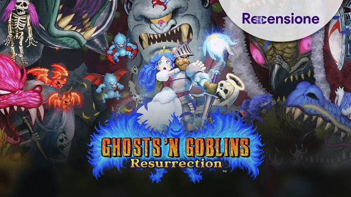 <strong>Ghost 'n Goblins Resurrection</strong> - Recensione