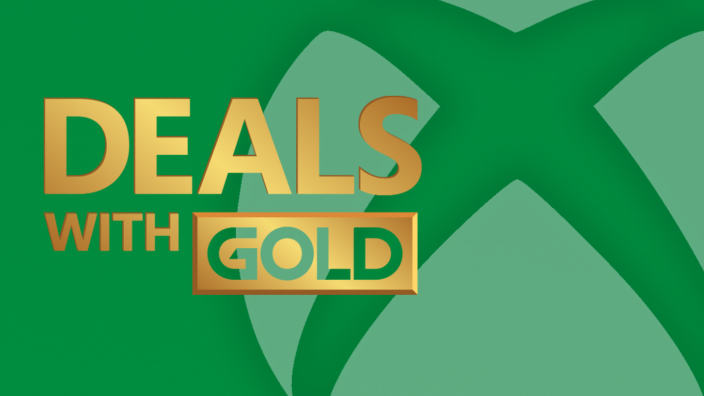 Microsoft - Deals With Gold Xbox + Ubisoft Publisher Sale