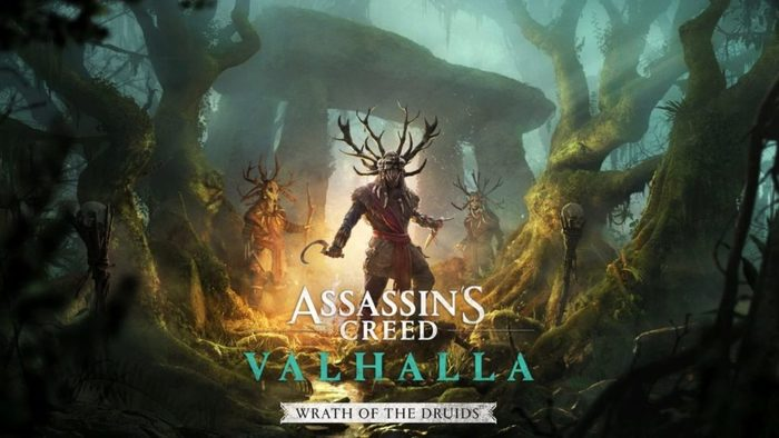 Assassin's Creed Valhalla data per il DLC Ira dei Druidi