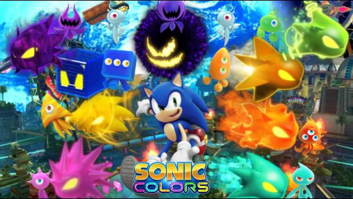In arrivo Sonic Colors Remastered
