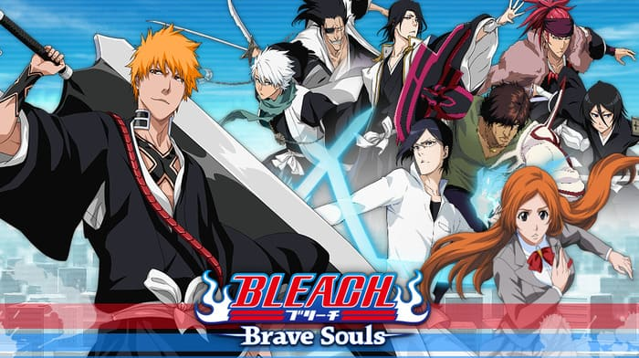 Bleach Brave Souls annunciato per Playstation 4