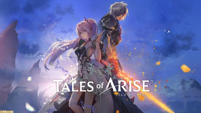 Svelata la data di uscita di Tales of Arise