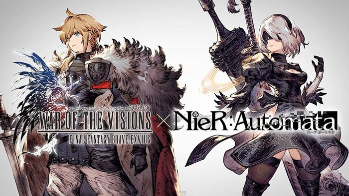 Final Fantasy War of the Visions apre le porte a NieR Automata