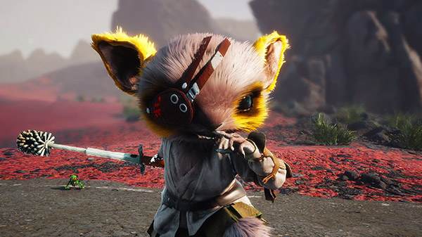 Biomutant si mostra nel trailer May the Furrth