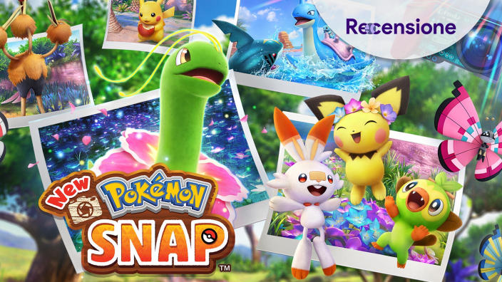 <strong>New Pokémon Snap</strong> - Recensione