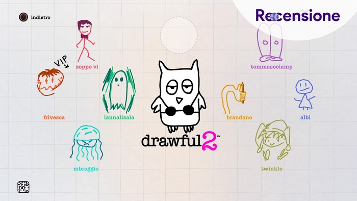 <strong>Drawful 2</strong> - Recensione