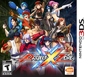 Project X Zone - cover